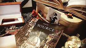 #004 [SORTIE LITTERAIRE] La Source S devient Le Secret des Philosophes