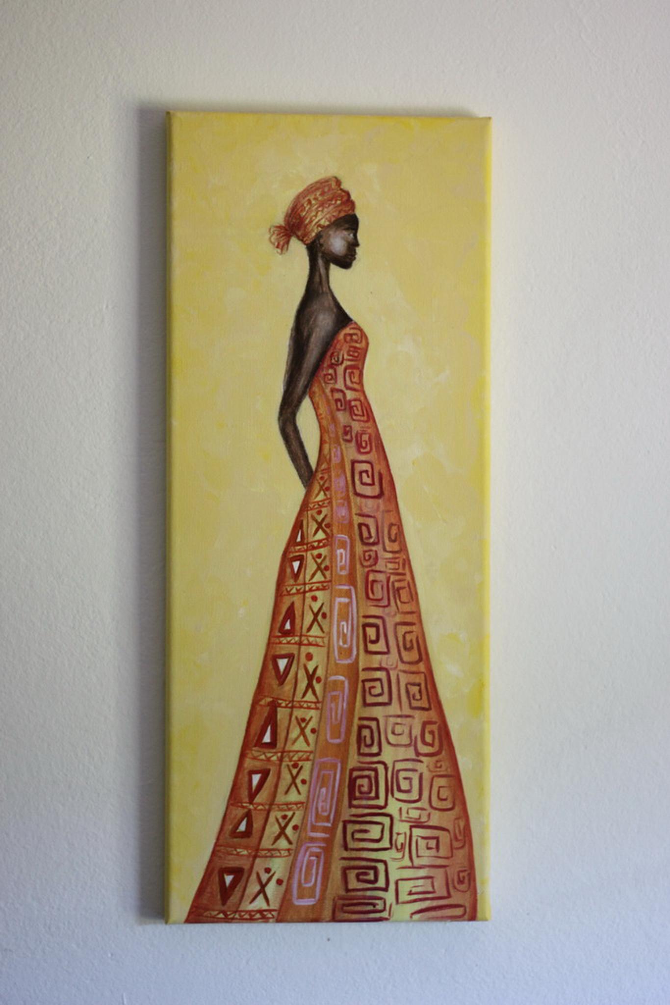 Energy painting Sabina D. Mladkovic