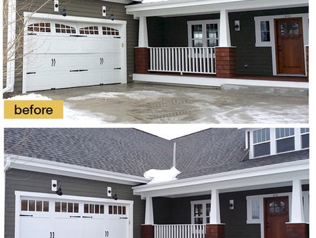 Benefits of Yearly Maintenance for Garage Doors