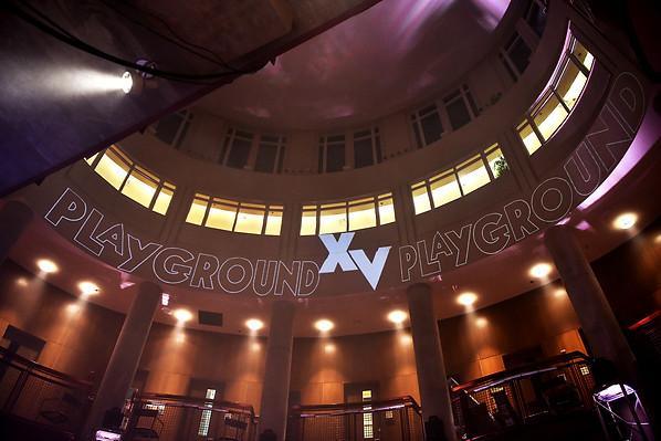 PXV Lobby Installation