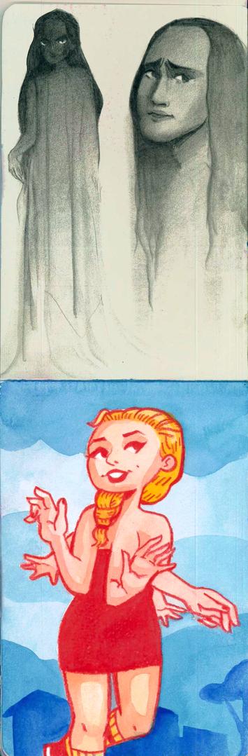 medea and medusa's daughter