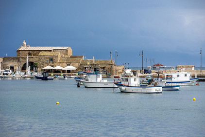 Marzamemi Port