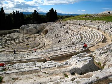 Siracusa Roman Amphiteather