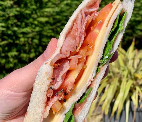 Munro's Turkey Club Sandwich : Recipe