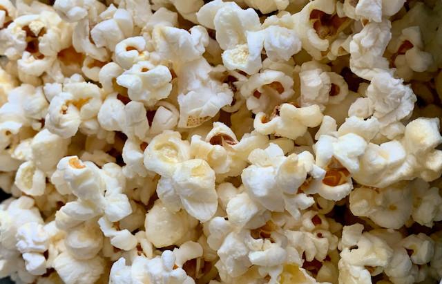 Homemade Sweet Popcorn : Recipe