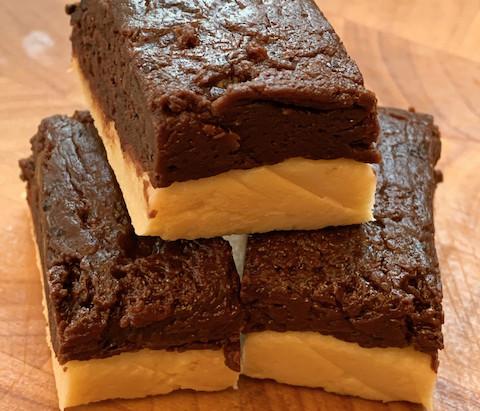 Barfi (Milk & Condensed Milk) : Recipe