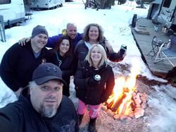 Winter Camping! 2019