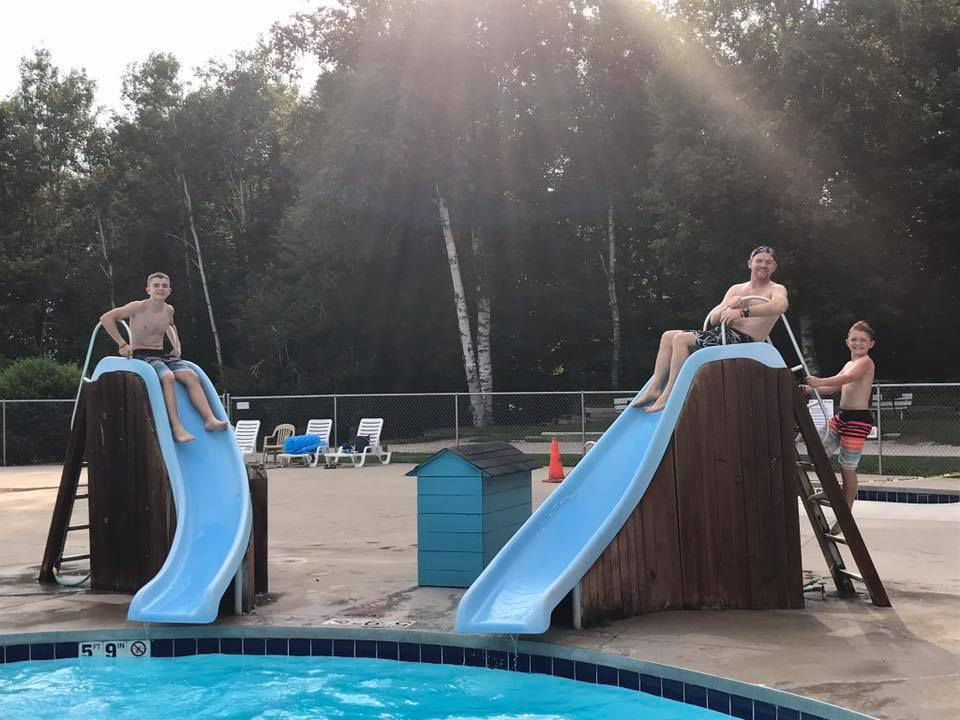 Mini Water Slides 2018