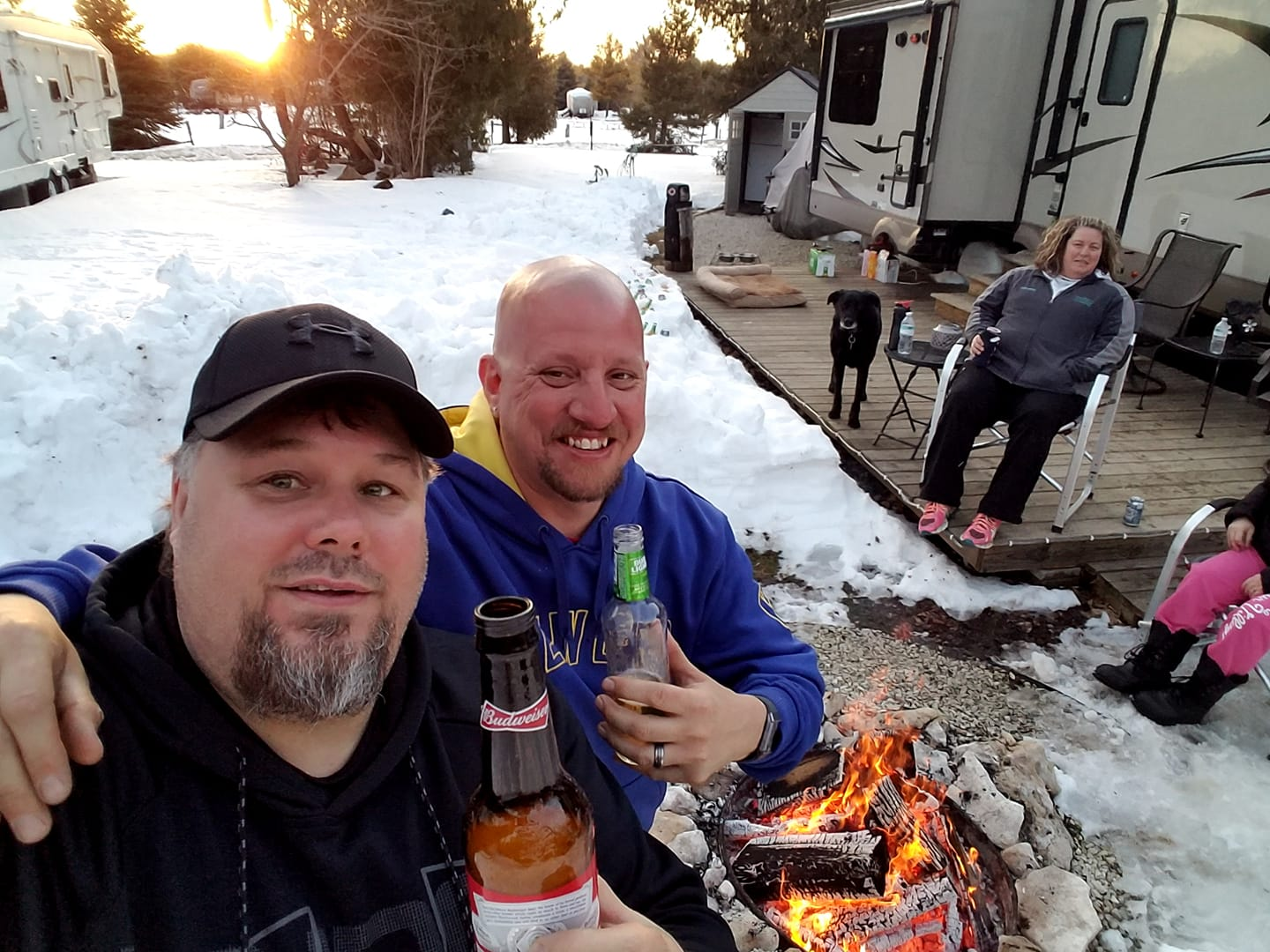 Winter Camping! 2019