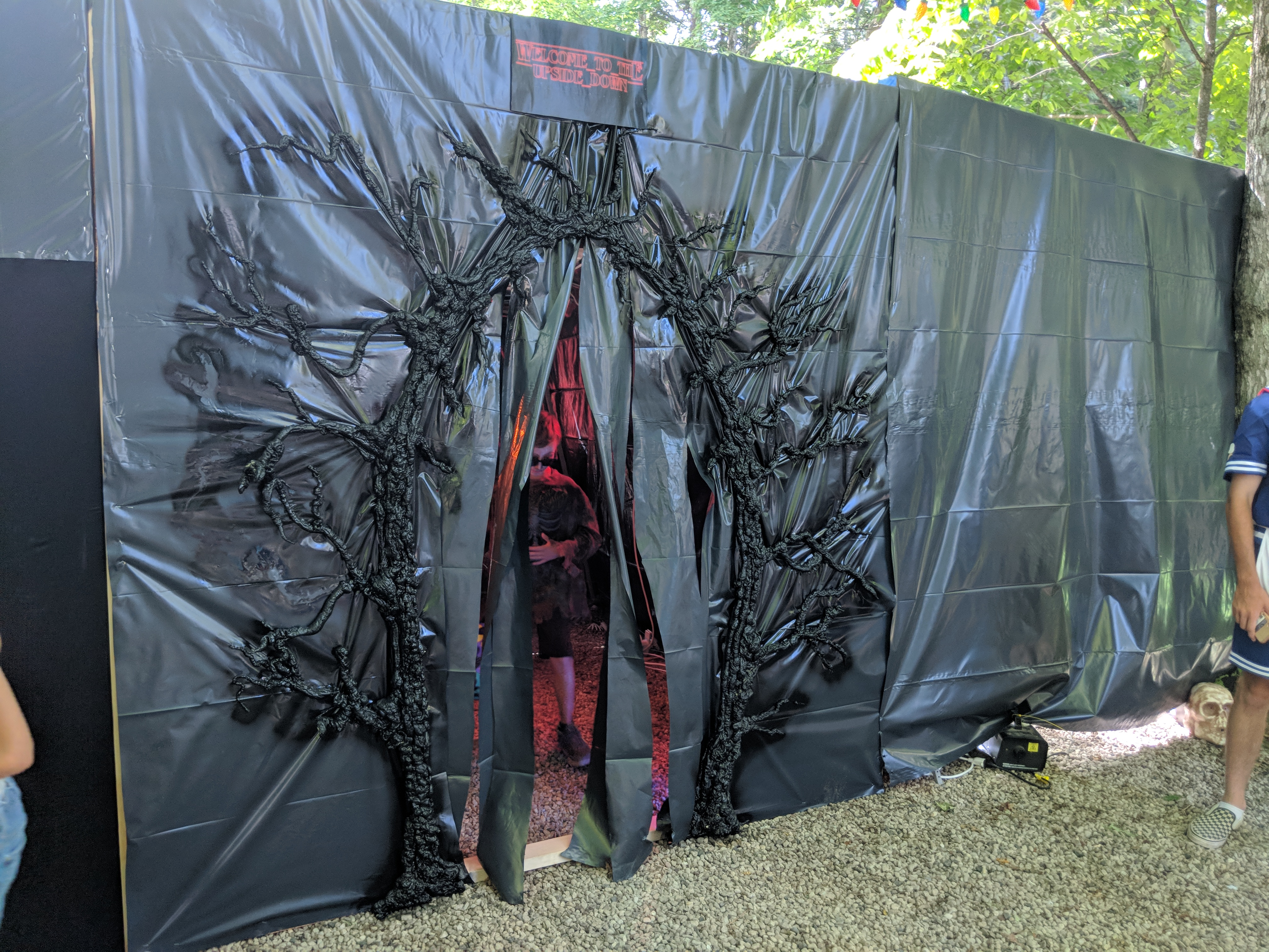 Stranger Things Tent