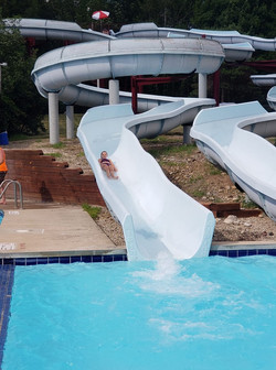 Water slides 2019