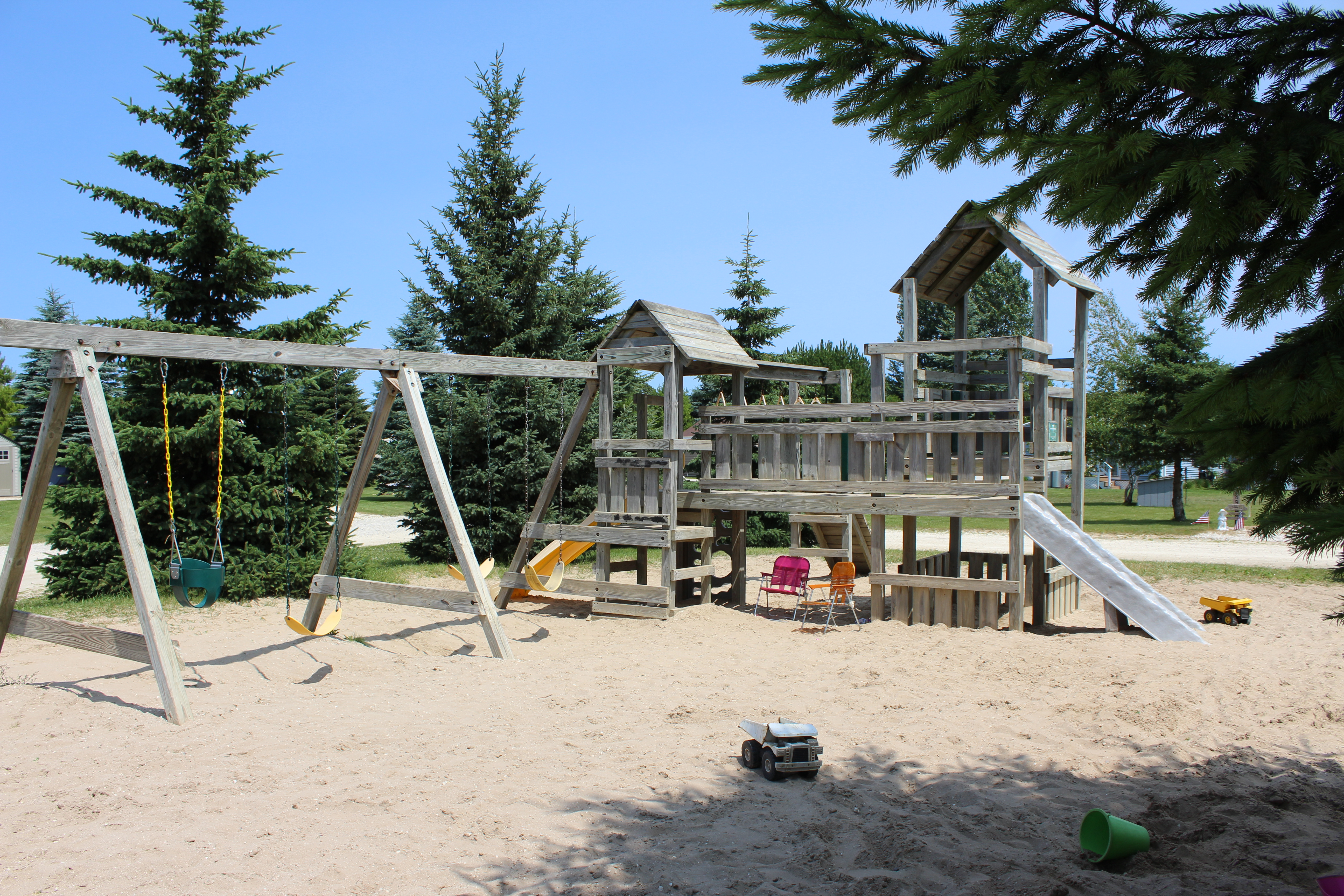 Playground north