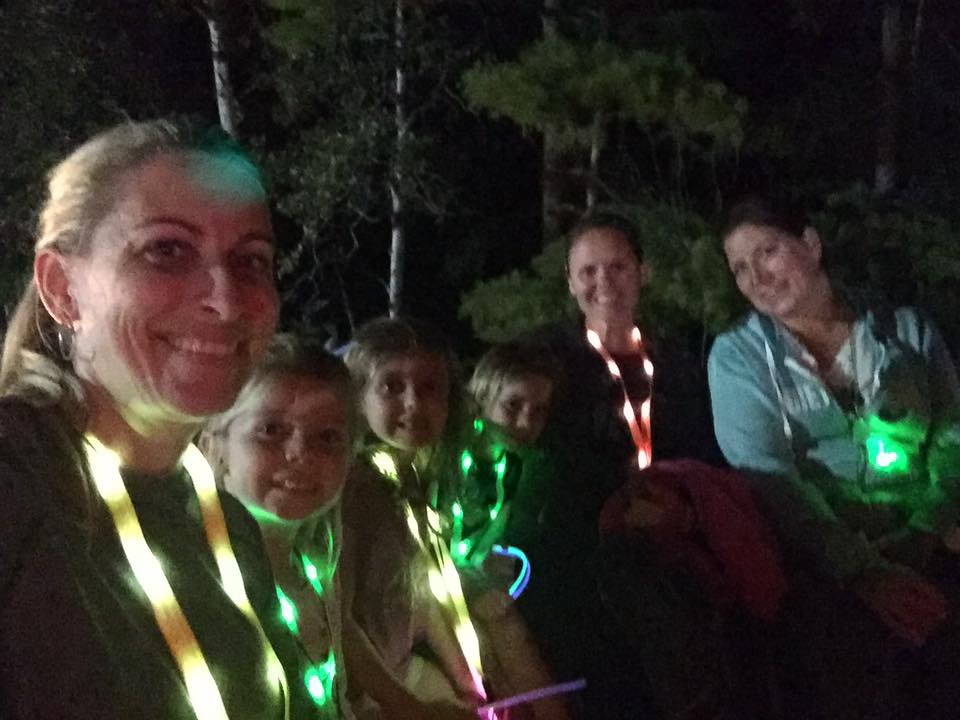 Glow Rides 2018
