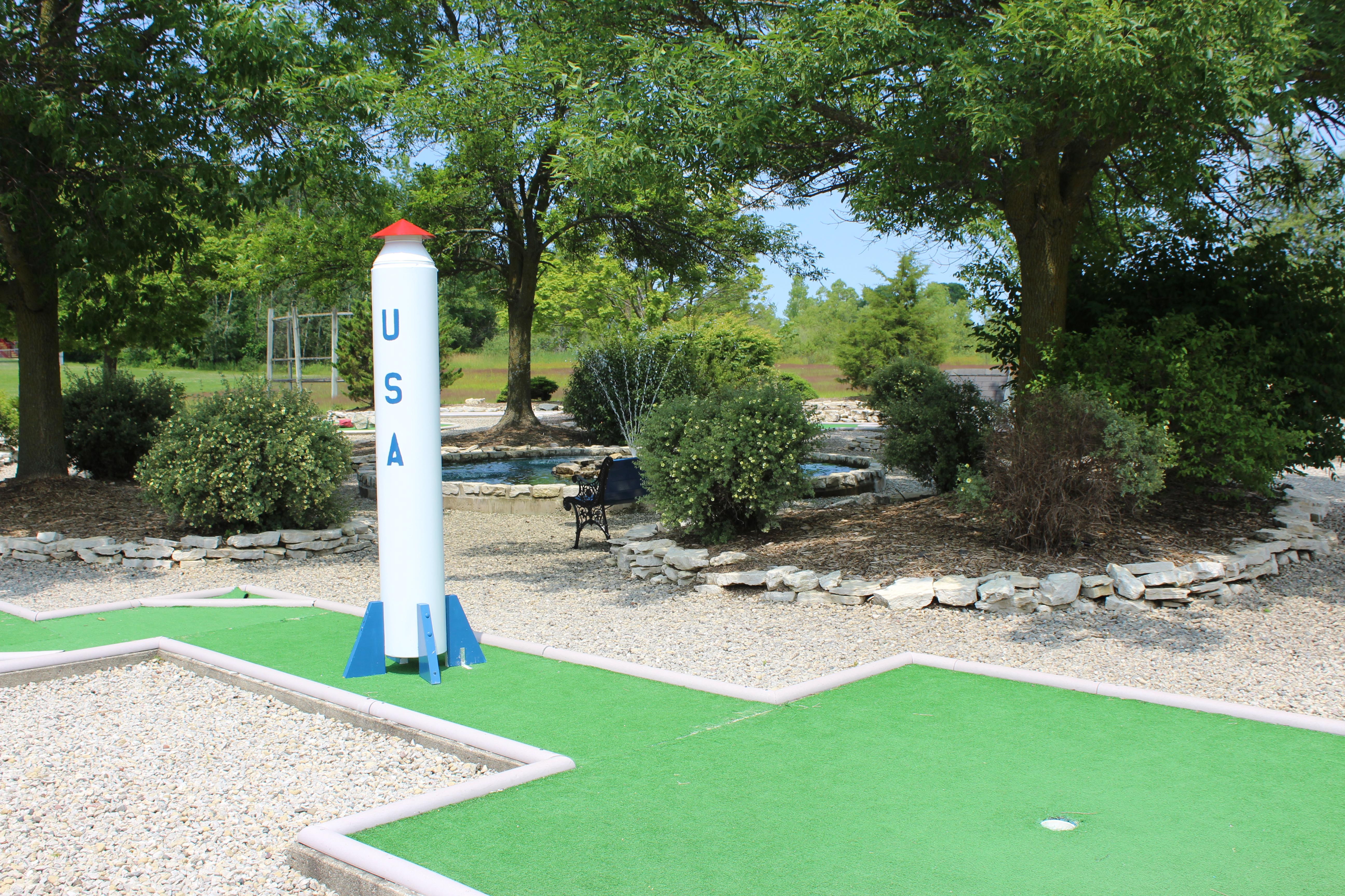 Mini Golf 1