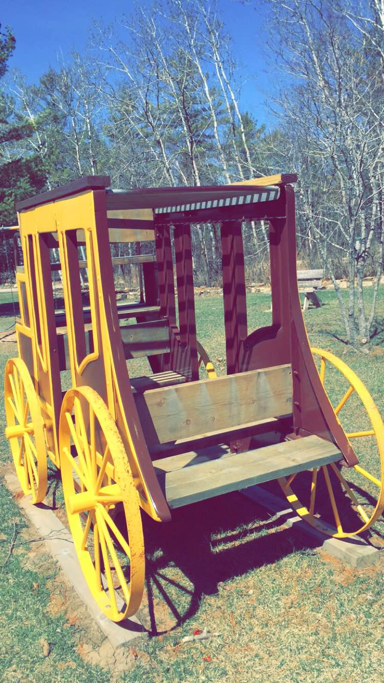 Playground Stagecoach
