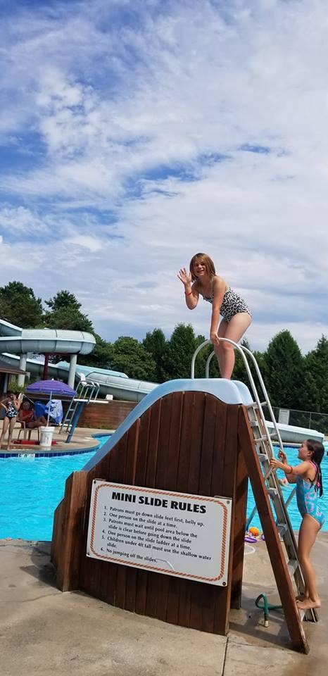 Mini Water Slides 2018