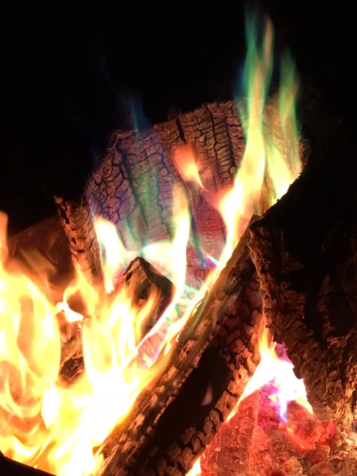 Colorful Fire 2019