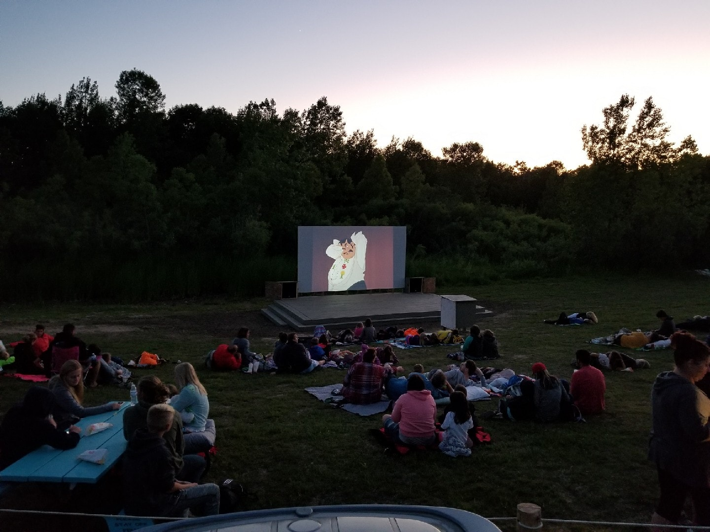 Treasure Island Drive In Theater