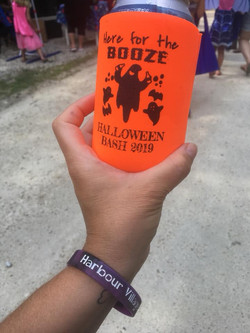 Custom-made can coozie 2019