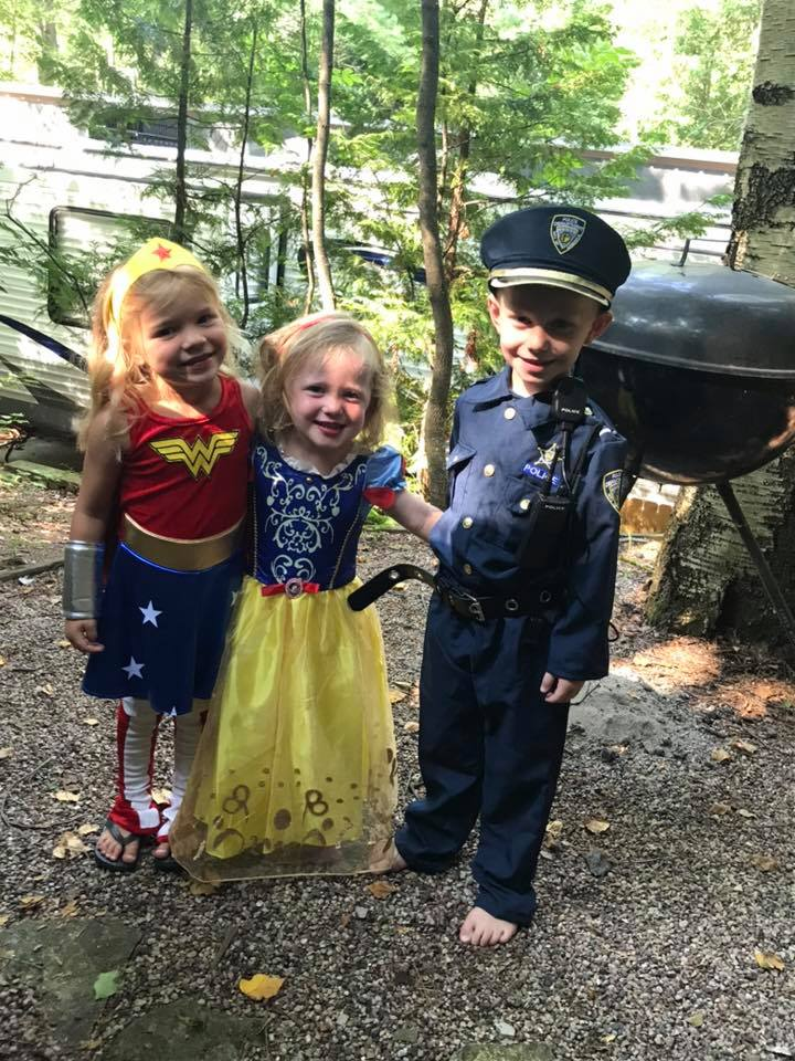 Trick-or-Treating 2018