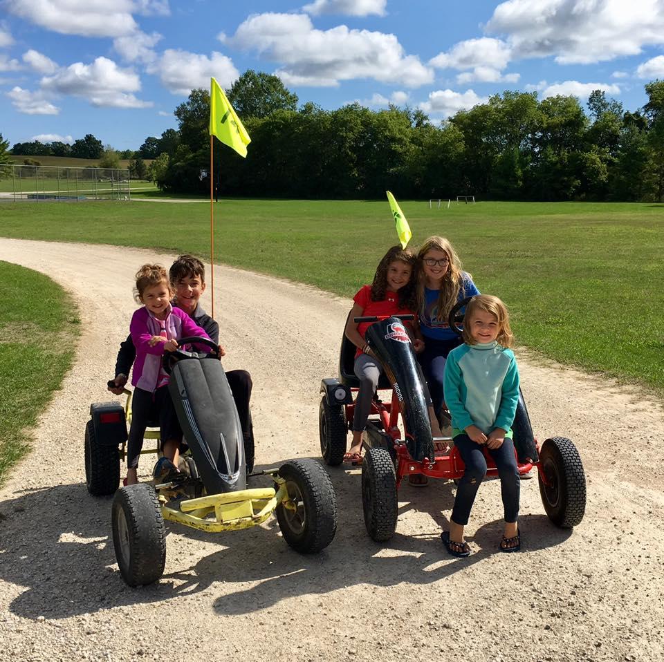 Pedal Carts 2018