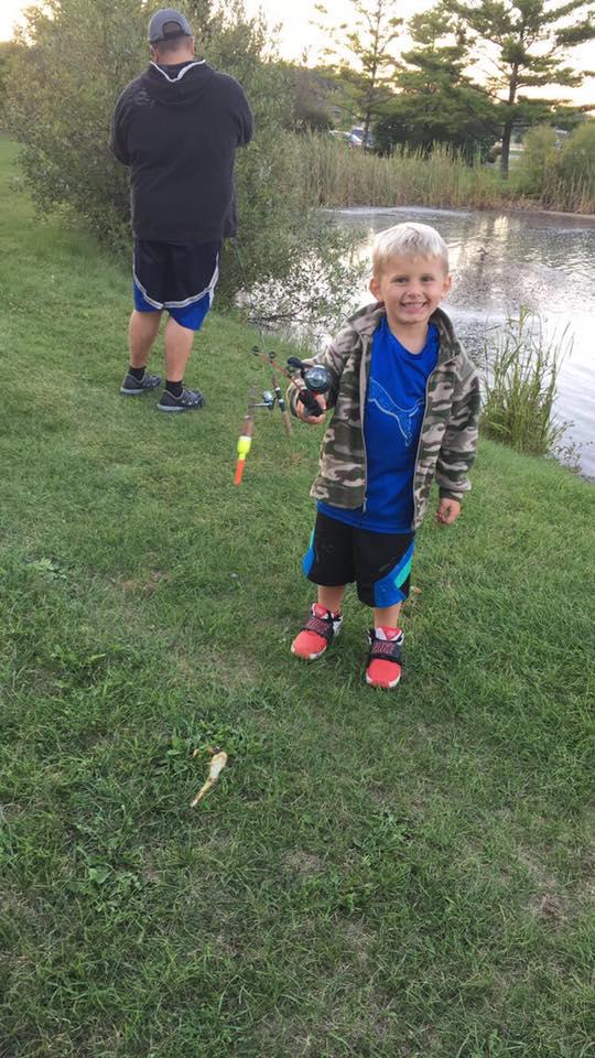 Fishing Pond 2018