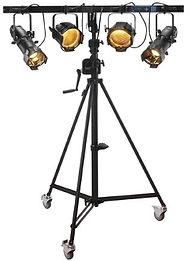 etc smart stand rental rpmlights toronto