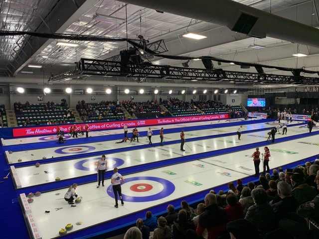 Curling London 2020