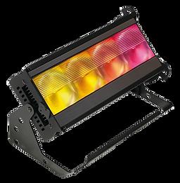 Color Force II 12 rental rpmlights toronto