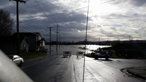 Flood in Snohomish