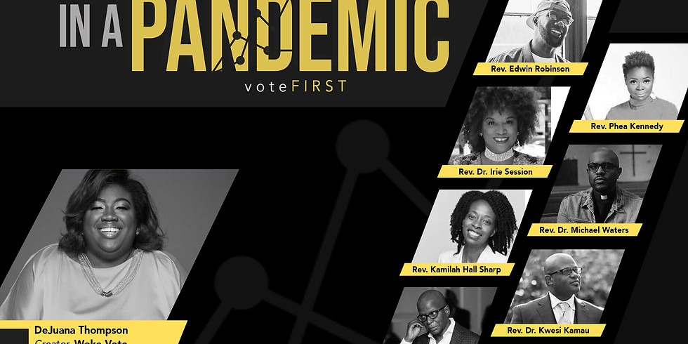 Pastoring in a Pandemic - voteFIRST