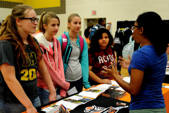 DHS College Fair fosters student success