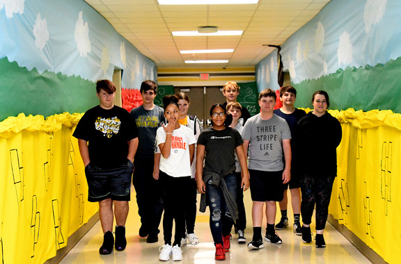SMS students chart drug-free journey