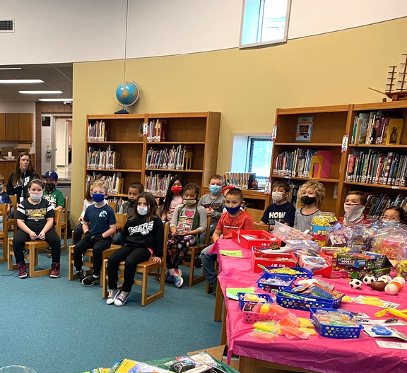 Accelerated Readers celebrate success