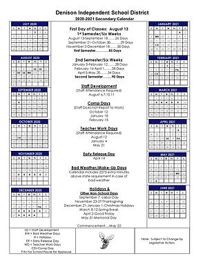 2020-2021   Revised_Secondary_Calendar.j