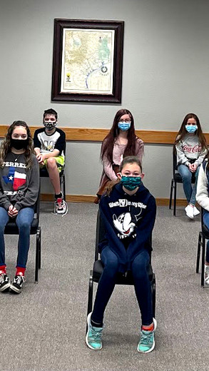 DISD top spellers advance to Grayson County Bee