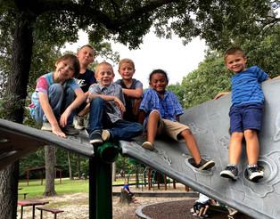 Real World Learning at Lamar Elementary