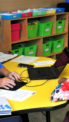Denison teachers, staff go extra mile for students