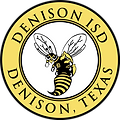 DISD logo with bee white inside.png