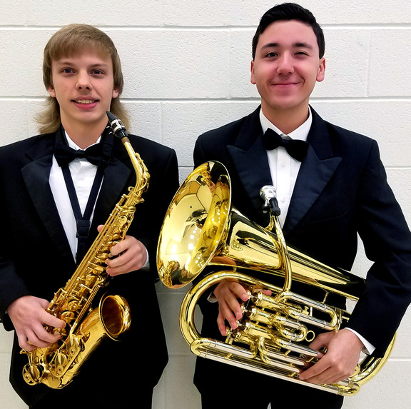 DHS musicians make All-Region Band
