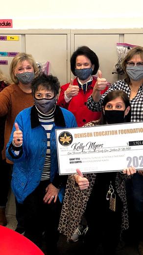 DISD Education Foundation awards Spring Grants