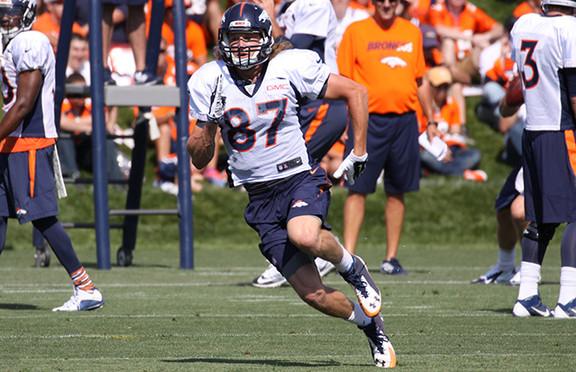 Jordan Taylor continues to boost Broncos