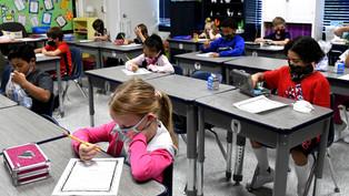 DISD 2020-21 School Year: 'Covid-19 will not define us'