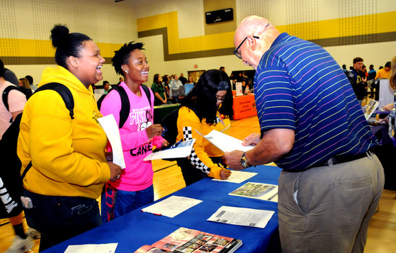 DHS College Fair helps families plan, students succeed