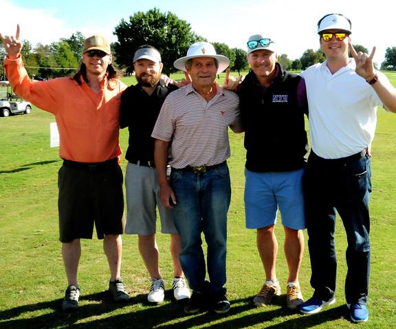 DEF Tinka Tournament golfers tee off Oct. 26