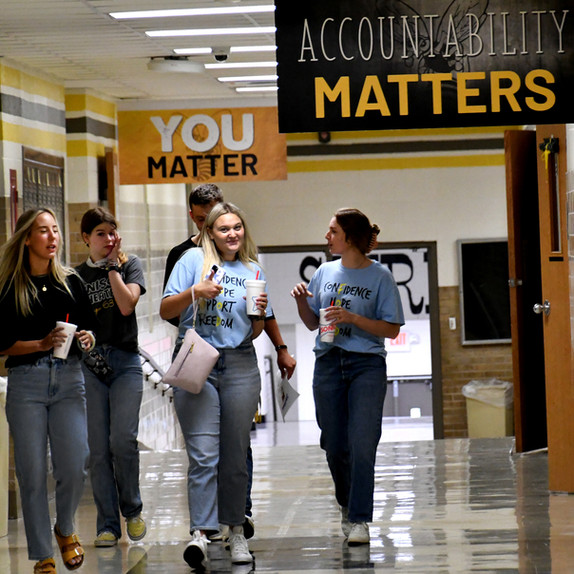 """""""The Middle Matters"""" grows great SMS students, people"""
