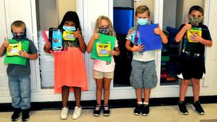 Generous community stocks DISD school supply closets
