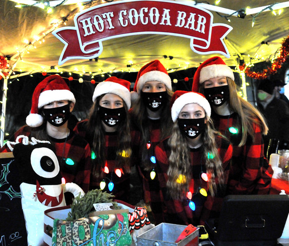 Scott's Scholars host 2nd annual Cocoa Challenge
