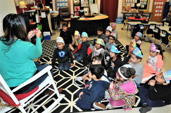 Denison ISD salutes 100 days of successful learning