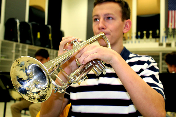 DHS Musicians earn prestigious All-State honors